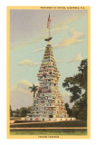 Monument of States, Kissimmee, Florida Posters