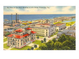 City Hall, Pensacola, Florida Print