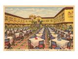 Tramor Cafeteria, St.Petersburg, Florida Print
