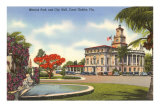 Merrick Park, City Hall, Coral Gables, Florida Photo
