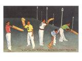 Jai Alai, Miami, Florida Poster