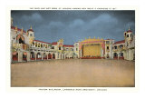 Aragon Ballroom, Chicago, Illinois Giclee Print