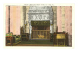 Interior, Singing Tower, Lake Wales, Florida Print