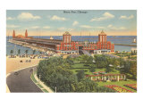 Navy Pier, Chicago, Illinois Poster