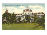 Convent, Key West, Florida Poster