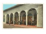 Outdoor Post Office, St. Petersburg, Florida Posters