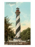 Anastasia Lighthouse, St. Augustine, Florida Posters