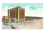 LaSalle Street Depot, Chicago, Illinois Print