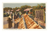 Fruit Stand, Florida Posters