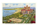 Edgewater Beach Hotel, Chicago, Illinois Posters