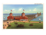 Navy Pier, Chicago, Illinois Posters