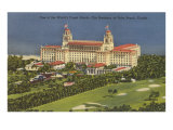 Breakers Hotel, Palm Beach, Florida Posters