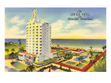 Sea Isle Hotel, Miami Beach, Florida Posters