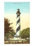 Anastasia Lighthouse, St.Augustinee, Florida Posters