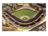 Wrigley Field, Chicago, Illinois Print