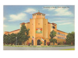 University of Miami, Coral Gables, Florida Poster