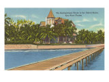 Southernmost House, Key West, Florida Posters