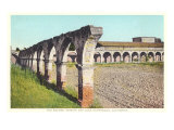 The Arches, San Juan Capistrano Mission, California Posters