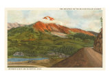 Red Mountain, Colorado Posters