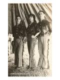 Orington Trio, Ringling Brothers Circus Posters