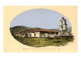 San Antonio de Pala Mission, San Diego, California Posters