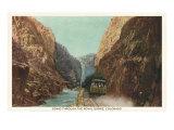Royal Gorge, Colorado Print