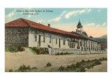 San Luis Obispo de Tolosa Mission, California Posters