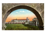 San Luis Rey Mission, California Print