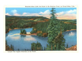 Mesa Lake, Colorado Poster