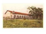 San Fernando Mission, California Posters