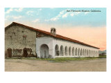 San Fernando Mission, California Poster