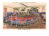 The Piccadilly Cocktail Lounge, New Jersey Posters