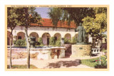 San Fernando Mission, California Posters