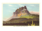 Mt. Eisenhower, Banff National PArk Print