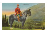 Royal Canadian Mounted Police Posters