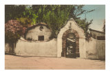 San Juan Capistrano Mission, California Print