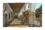 Arcade San Fernando Mission, California Photo
