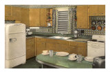 Fifties Kitchen Print