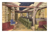 Sarabar Cocktail Lounge, Sarasota, Florida Print