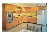 Fifties Kitchen Posters