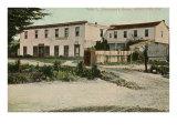 Robert L. Stevenson House, Monterey, California Posters