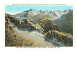 Longs Peak, Colorado Posters