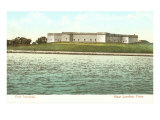 Fort Trumbull, New London, Connecticut Print