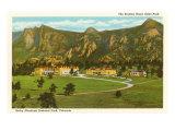 Stanley Hotel, Estes Park, Colorado Posters