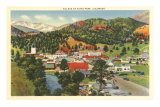 Village of Estes Park, Colorado Posters