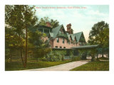 Mark Twain House, Hartford, Connecticut Posters