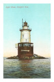 Lighthouse, Stamford, Connecticut Posters
