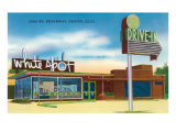 White Spot Drive-In, Denver, Colorado Posters