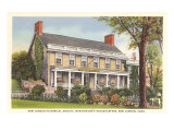 Washington's Headquarters, New London, Connecticut Posters