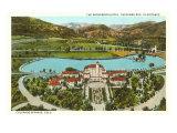Broadmoor Hotel, Colorado Springss, Colorado Posters